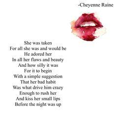 smile teeth red lips poem poetry comfort fun love joy believe ...