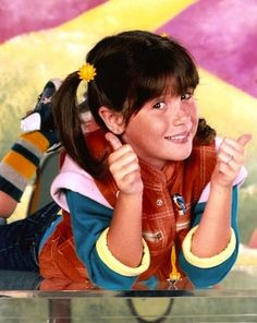 How to dress exactly like Punky Brewster