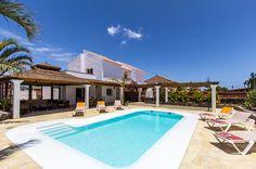 Take A Look At Villa Bali In Corralejo, Fuerteventura Bali, Villa, Outdoor Decor, Holiday, Home Decor, Vacations, Decoration Home, Room Decor, Holidays