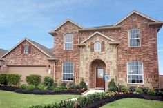 Everything's Included by Lennar, the leading homebuilder of new homes for sale in the nation's most desirable real estate markets. Ryland Homes, New Homes For Sale, Real Estate Marketing, San Antonio, Building A House, Floor Plans, Exterior, Mansions, House Styles