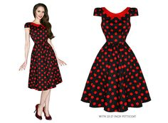 red heart dress - Dresses with Hearts print - Pinterest - Heart ...