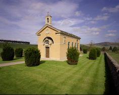 Craig Hamilton; Private Chapel of Saint Rita (New Construction); Rural North Britain, 2006.