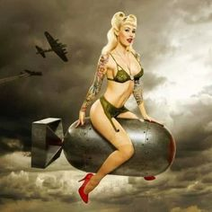 Idea for B52 pinup