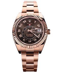Rolex Sky Dweller Unworn Rose Gold on Bracelet / Model # 326935