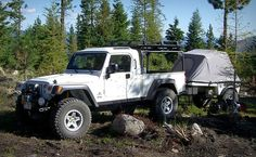 American Expedition Vehicles Brute Jeep