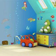 34 En Iyi Cocuk Odasi Duvar Boyasi Renkleri Ve Dekorasyon
