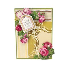 Anna Griffin® 96-Piece Beautiful Borders Collection
