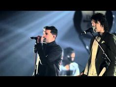 for KING & COUNTRY - Fix My Eyes - The LIVE Music Video - YouTube  Love the marching snare in a rock band!