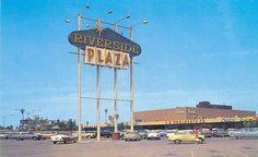 Riverside Plaza, Riverside, California by bayswater97, via Flickr