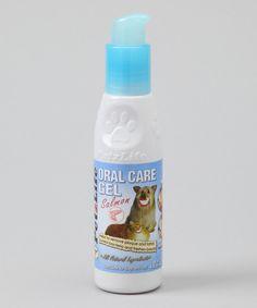 Love this Wild Salmon Oral Care Gel by PetzLife on #zulily! #zulilyfinds