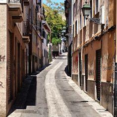Calle Parra de Cartuja