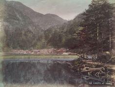 Catawiki online auction house: Unknown photographer (19th century) - Yumoto at Niko, Japan