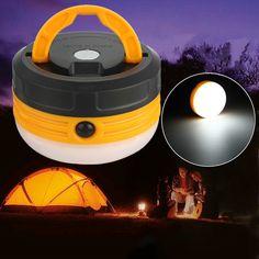 3W Folding COB <b>LED Magnetic</b> Work <b>Camping</b> Tent Lamp ...