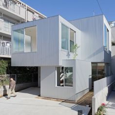 House in Chayagasaka by Tetsuo Kondo Architects (featured on Dezeen.com)