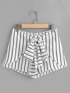 New Brand 2018 Newest Women Hot Stylish Short Sexy Summer Casualeaveng – eavengifts Loose Shorts, Hot Shorts, Summer Shorts, Casual Shorts, Flowy Shorts, Women's Fashion Dresses, Fashion Pants, Fashion Clothes, Jolie Lingerie