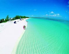 Turks & Caicos Islands So beautiful look at that water and white sands.I know of one place like this in Florida in Ft Walton Beach ..We lived there for years then had to move..Paradise...