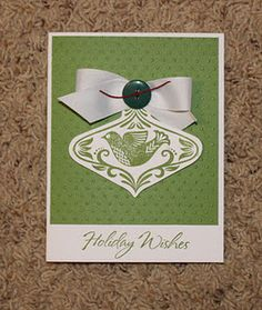 Holiday Wishes Stamp Set