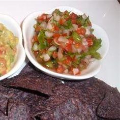 Healthy Appetizers: Fresh Salsa II