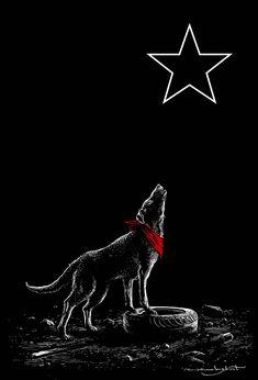 Chile, Protest Posters, Fantasy Creatures, Creative Photography, Wallpaper, Stencils, Beast, Batman, Superhero