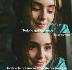 Me alegró verte feliz Sad Quotes, Movie Quotes, Life Quotes, Stuck In Love, Words Can Hurt, Love Phrases, Movie Lines, True Feelings, Sad Girl
