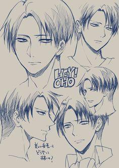 Look At Levi, notanotherheichoublog: みなみ