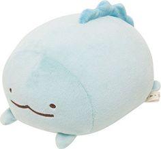 NEW Soft Stuffed Toy Super Mochimochi Lizard Sumikko Gurashi Animal Plush Doll | eBay