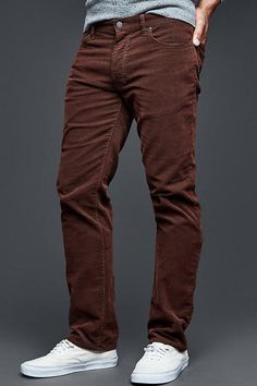 8 Corduroy Pants For Men in Fall 2015 - Best Slim & Straight Cords for Guys 2016