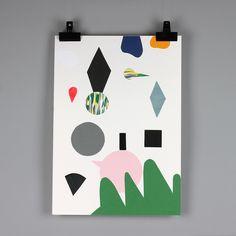 Woo Shop — ORIGINAL ARTWORK 'UNTITLED 04' BY TYRA VON ZWEIGBERGK
