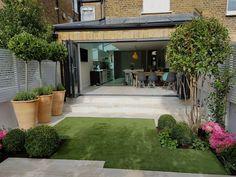 Urban garden design, back garden design, garden design london, contem Urban Garden Design, Garden Design London, Back Garden Design, London Garden, Backyard Garden Design, Terrace Garden, Backyard Landscaping, Backyard Patio, Hill Garden