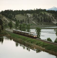 Just discovered the Society of International Railway Travelers...Such beautiful trips...Maybe, one day....