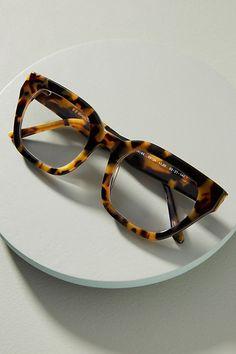 Slide View: 1: Ilsa Square Reading Glasses