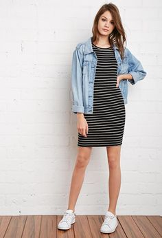 vanilia jurk strepen - Google zoeken