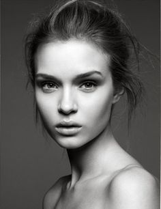 Josephine Skriver #portriat #fashion #models