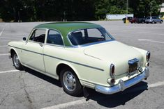 Learn more about Unusual Two Tone: 1967 Volvo on Bring a Trailer, the home of the best vintage and classic cars online. Vintage Cars, Antique Cars, Volvo Amazon, Custom Big Rigs, Alfa Romeo Cars, Swedish Brands, Volvo Cars, Bmw Series, Import Cars