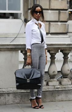 Office Wear Nice Street Style