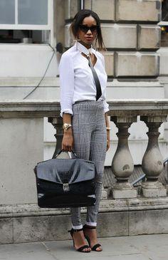 Office Wear Nice Street Style
