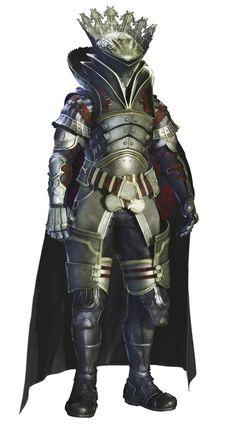Judge Bergan from Final Fantasy XII