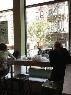 Zuckers NYC   Storefront View    --------Day 4 - Jun 06, 2012