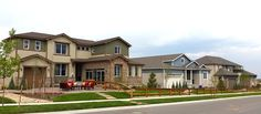 See models from each of our 3 collections of homes at Leyden Ranch in beautiful Arvada, Colorado.