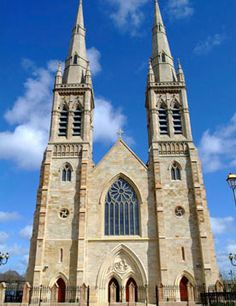 St. Peter's Cathedral, Belfast, Northern Ireland