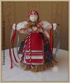 """Народные куклы ручной работы. Ярмарка Мастеров - ручная работа """"Масленица"""". Handmade."""