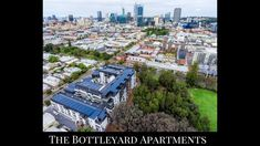 The Bottleyard Apartments Perth