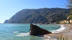 Plaże w Cinque Terre