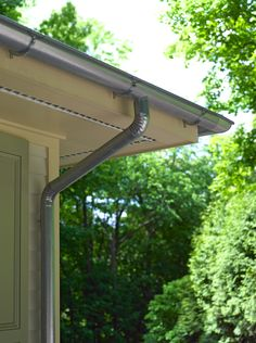 stainless steel gutters with no lead