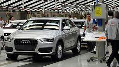 Audi despide a su jefe de personal y siguen problemas en planta de Puebla por falta de pagos