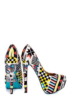 My Friday morning pleasure is this Rodie Pump by Taylor Says!!!