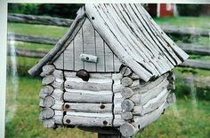 Mailboxes with Personality Log Cabin Box