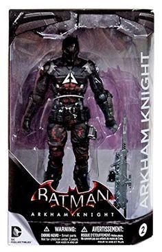 DC Collectibles Batman: Arkham Knight Action Figure 5Star-TD