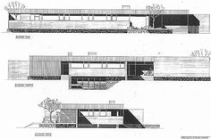 Casa FELIPE HUARTE (Fernando Redón +Javier Guibert. Beloso-Pamplona, 1958-60).