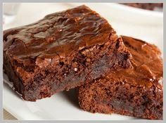 brownie de alfarroba